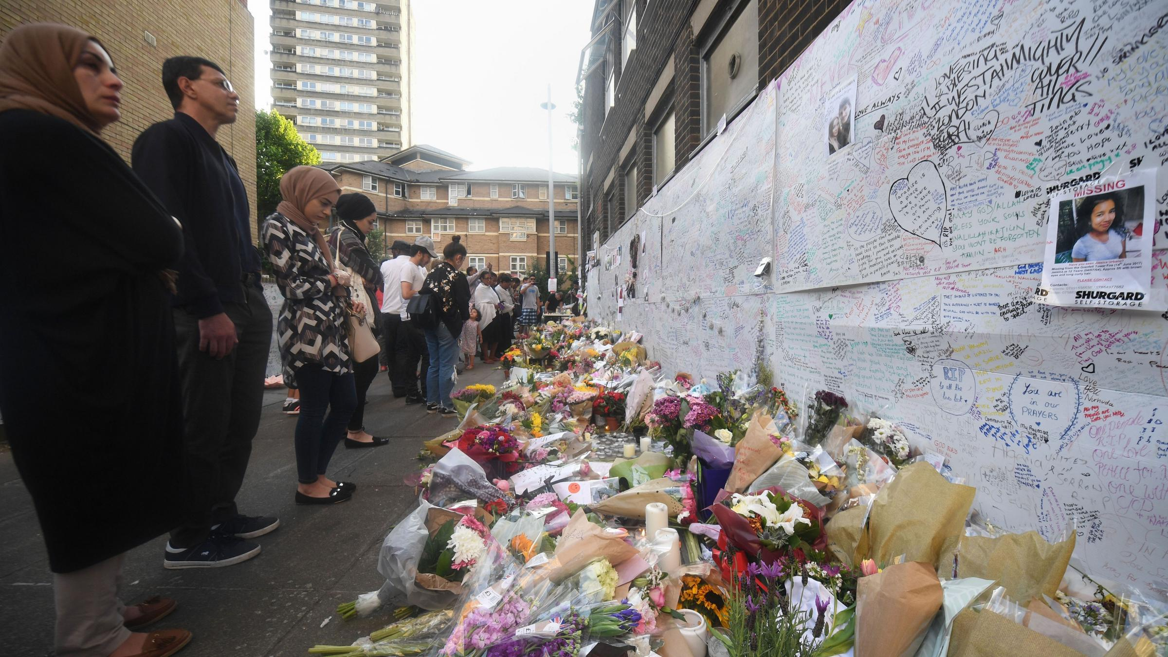 London fire: The victims of the Grenfell Tower tragedy